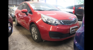 2014 Kia Rio Sedan 1.4L MT Gasoline