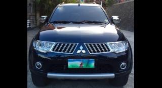 2013 Mitsubishi Montero Sport 2.5L AT Gasoline