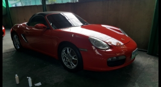 2005 Porsche 718 Boxster S 6AT