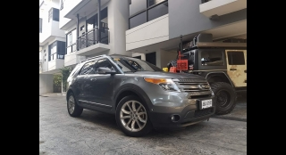2014 Ford explorer eddie bauer edition 3.5L AT Gasoline