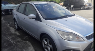 2010 Ford Focus Sedan 1.8 Trend MT