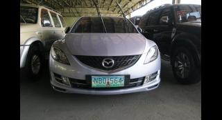 2009 Mazda 6 Sedan 2.5L