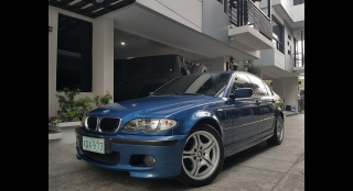 2002 BMW 3-Series Sedan 1.8L AT Gasoline