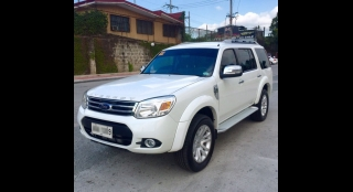 2015 Ford Everest 2.5L MT Diesel
