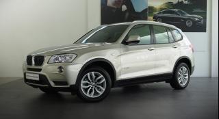 2014 BMW X3 2.0L AT Diesel