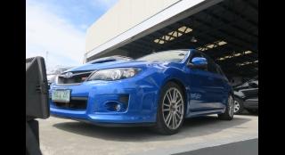 2013 Subaru Impreza WRX STi 2.5L AT Gasoline