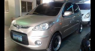 2010 Hyundai i10 1.1L GLS AT