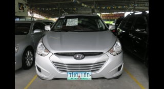 2011 Hyundai Tucson GL AT
