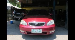 2003 Toyota Corolla Altis 1.8L AT Gasoline