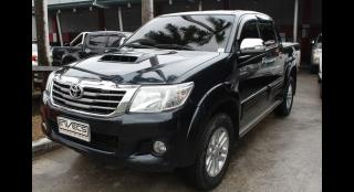 2013 Toyota Hilux G (4X4) MT