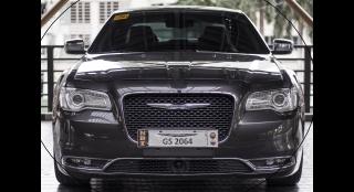 2016 Chrysler 300C 3.6L AT Gasoline