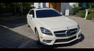2012 Mercedes-Benz CLS550 4.7L AT Gasoline