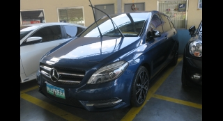 2013 Mercedes-Benz B-Class B 200 CGI BlueEFFICIENCY