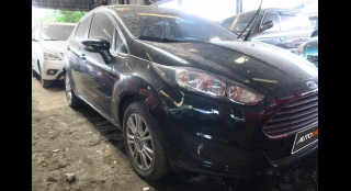 2014 Ford Fiesta Sedan 1.5 Trend PS