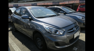 2015 Hyundai Accent Sedan 1.4L MT Gasoline