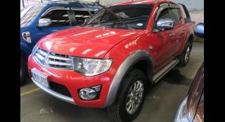 2010 Mitsubishi Strada 3.2L AT Diesel