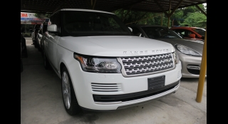 2017 Land Rover Range Rover 3.5L AT Gasoline