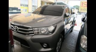 2016 Toyota Hilux G (4X2) 2.4L MT Diesel
