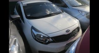 2012 Kia Rio Sedan 1.2L LX M/T