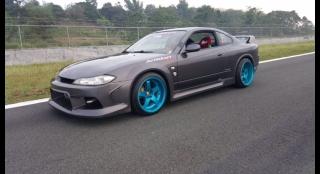 2000 Nissan Silvia 2.5L MT