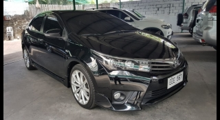 2015 Toyota Corolla Altis 2.0L AT Gasoline