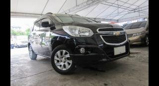 2014 Chevrolet Spin 1.5 AT LTZ