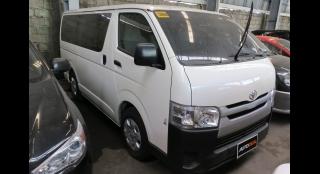 2016 Toyota Hiace 2.5L MT Diesel