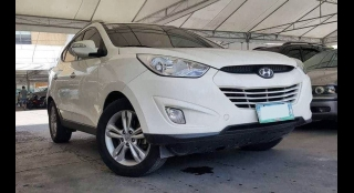 2012 Hyundai Tucson GLS AT Gas