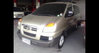 2006 Hyundai Starex GRX CRDi AT
