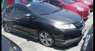 2014 Honda City 1.5 VX NAVI CVT Modulo Aero Sport