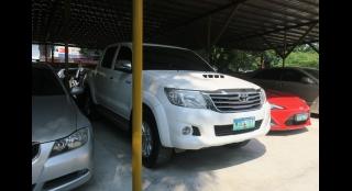 2013 Toyota Hilux G (4x2) MT