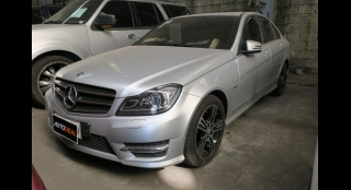 2014 Mercedes-Benz C-Class Sedan 2.0L AT Gasoline