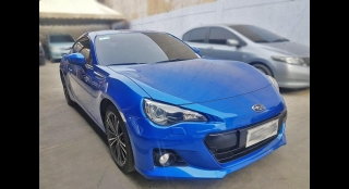 2014 Subaru BRZ 2.0 AT
