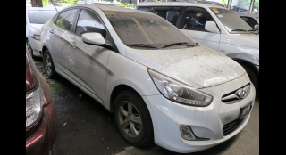 2014 Hyundai Accent Sedan 1.4 S MT