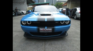 2015 Dodge Challenger 6.4L AT Gasoline