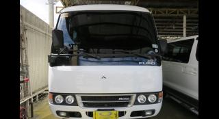 2014 Mitsubishi Long Rosa 3.9L MT Diesel