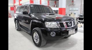 2007 Nissan Patrol Super Safari (4X4) AT
