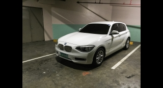 2012 BMW 1-Series Hatchback 1.8L AT Diesel