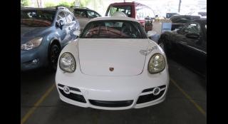 2006 Porsche Cayman S 6MT