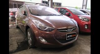 2013 Hyundai Elantra 1.8L AT Gasoline