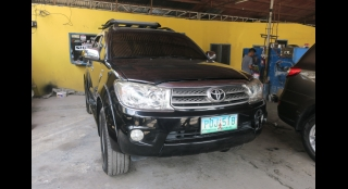 2011 Toyota Fortuner G Gas AT