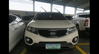 2010 Kia Sorento 2.4L AT Gasoline