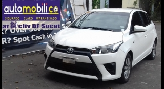 2016 Toyota Yaris 1.3 E AT