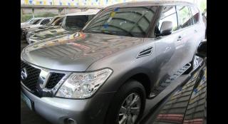 2010 Nissan Patrol Royale 5.6L AT Gasoline