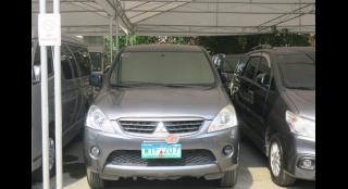 2014 Mitsubishi Fuzion GLX AT