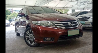 2013 Honda City 1.5L E AT