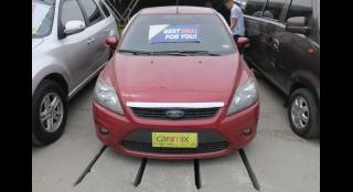 2009 Ford Focus Hatchback 1.8 Ghia AT