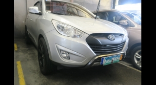 2010 Hyundai Tucson GLS AT