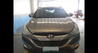 2010 Hyundai Tucson 2.0L AT Diesel