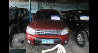 2014 Ford Everest XLT AT